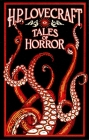 H. P. Lovecraft Tales of Horror (Leather-Bound Classics) Cover Image