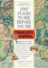 1,000 Places to See Before You Die Traveler's Journal Cover Image