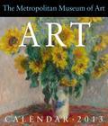 Art 2013 Gallery Calendar Cover Image