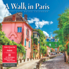 A Walk in Paris 2021 Wall Calendar Cover Image