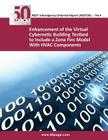 Enhancement of the Virtual Cybernetic Building Testbed to Include a Zone Fire Model With HVAC Components Cover Image