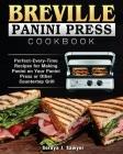 Breville Panini Press Cookbook Cover Image