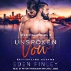 Unspoken Vow Lib/E Cover Image