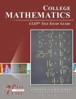 College Mathematics CLEP Test Study Guide Cover Image
