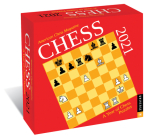 Chess 2021 Day-to-Day Calendar: A Year of Chess Puzzles Cover Image
