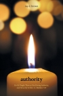 Authority: For He Taught Them as One Having Authority, and Not as the Scribes. Re. Matthew 7:29 Cover Image