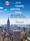 County and City Extra 2019: Annual Metro, City, and County Data Book Cover Image