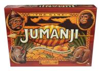 Jumanji Classic Retro '90's Board Game Cover Image