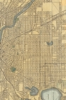 Minneapolis, Minnesota Vintage Map Field Journal Notebook, 50 pages/25 sheets, 4x6 Cover Image