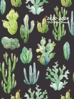 2020-2024 Five Year Planner: 60-Month Schedule Organizer 8.5 x 11 with Beautiful Cactus Cover (Hardcover) Cover Image