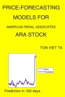Price-Forecasting Models for American Renal Associates ARA Stock Cover Image