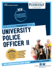 University Police Officer II (Career Examination) Cover Image