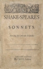 Shakespeare's Sonnets Among His Private Friends Cover Image