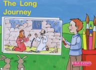 The Long Journey: Bible Events Dot to Dot Book (Bible Art) Cover Image