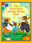 The Three Bears Holiday Rhyme Book Cover Image
