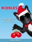 Riddles: Hilarious & Friendly Questions for Kids and Teens Cover Image