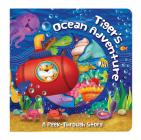 Tiger's Ocean Adventure: A Peek-Through Story Cover Image