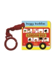 My First London Bus Buggy Buddy Cover Image