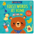 Little Bear: First Words At Home Cover Image