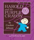 Harold and the Purple Crayon Board Book Box Set: Harold and the Purple Crayon and Harold's ABC Cover Image