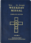 St. Joseph Weekday Missal (Vol. II / Pentecost to Advent): In Accordance with the Roman Missal (Saint Joseph Weekday Missal #2) Cover Image