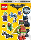Ultimate Sticker Collection: THE LEGO® BATMAN MOVIE Cover Image
