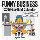 Garfield 2019 Wall Calendar: Funny Business Cover Image