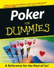Poker for Dummies Cover Image
