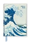 Hokusai: The Great Wave (Address Book) (Flame Tree Address Books) Cover Image