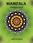 Mandala Färbung Buch Antistress: MANDALATHERAPY/ Erwachsenen-Malbuch für Frauen mit Buntstiften/ erstaunliche dekorative Muster Erwachsenen Färbung Bu Cover Image