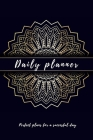 Daily Planner: Daily To-Do Planner Notepad - Home and Office Work Journal Ι 6 x 9 inches 160 Pages for Daily Tasks - Declutter & Cover Image