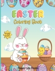 Easter Coloring Book: For Kids Aged 3-8 Cover Image