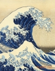 The Great Wave Planner 2021: Katsushika Hokusai Painting - Artistic Year Agenda: for Daily Meetings, Weekly Appointments, School, Office, or Work - Cover Image