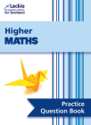 Higher Maths Practice Question Book Cover Image