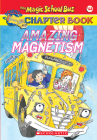 Amazing Magnetism (Magic School Bus Chapter Book #12) (The Magic School Bus) Cover Image