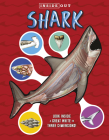 Inside Out Sharks: Look Inside a Great White in Three Dimensions! Cover Image