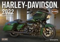 Harley-Davidson® 2022: 16-Month Calendar - September 2021 through December 2022 Cover Image