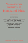 African-American Perspectives on Biomedical Ethics Cover Image