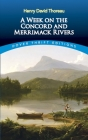 A Week on the Concord and Merrimack Rivers (Dover Thrift Editions) Cover Image