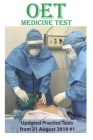 OET Medicine Test: Updated Practice Tests from 31 August 2019 #1: Oet Medicine Skill Builder Cover Image