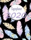 Tagesplaner 2020: verträumtes Design - Buch-Kalender 2020 Cover Image