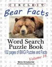 Circle It, Bear Facts, Word Search, Puzzle Book Cover Image