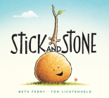 Stick and Stone (board book) Cover Image