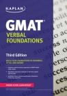 Kaplan GMAT Verbal Foundations (Kaplan Test Prep) Cover Image