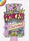 My Princess Mini-Journal (Dover Little Activity Books) Cover Image