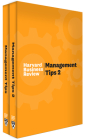 HBR Management Tips Collection (2 Books) Cover Image