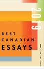Best Canadian Essays 2019 Cover Image