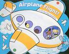 Airplane Flight!: A Lift-The-Flap Adventure Cover Image