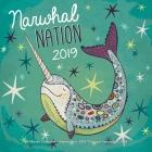 Narwhal Nation 2019: 16-Month Calendar - September 2018 through December 2019 Cover Image