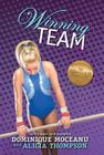 The Winning Team (The Go-for-Gold Gymnasts #1) Cover Image